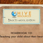 Homeroom 101: Teaching your child about their heart (WINNER announced)