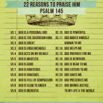 22 Reasons to Praise Him FREE PRINTABLE by Hive Resources (low res)