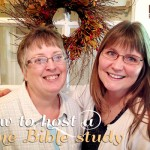 How to host a home Bible study {Hive Resources}