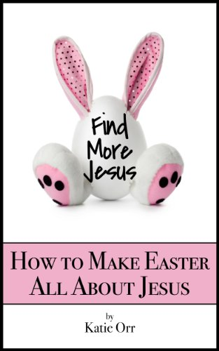 Find More Jesus - Interview with author Katie Orr {Hive Resources}