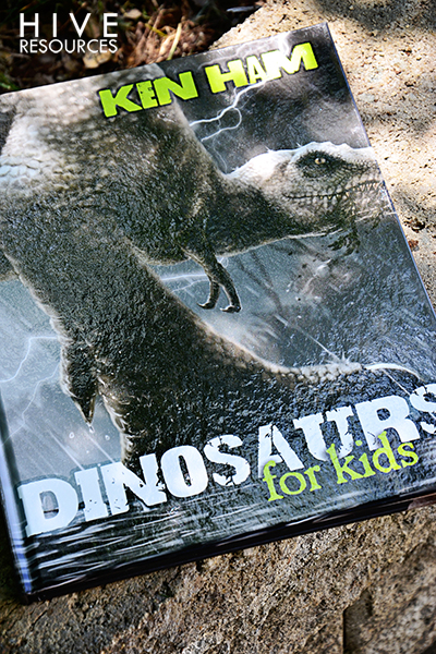 Evolution Free Dino Books {Hive Resources)