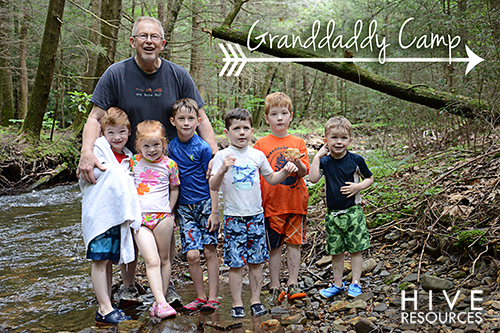 Grandaddy Camp {Hive Resources}