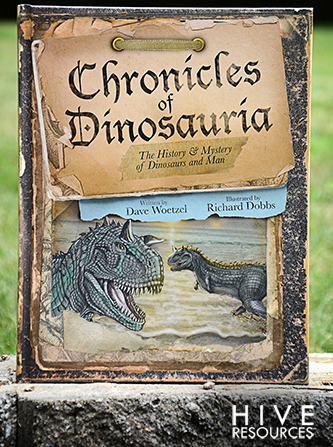 Evolution Free Dinosaur Books {Hive Resources)