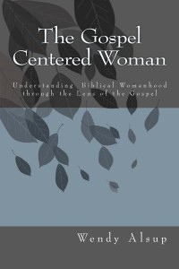 Enter to win a copy of The Gospel Centered Woman {@MelissaGDeming of Hive Resources}