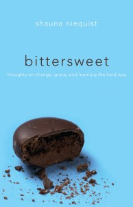 Enter to win Bittersweet by Shauna Niequist at Hive Resources