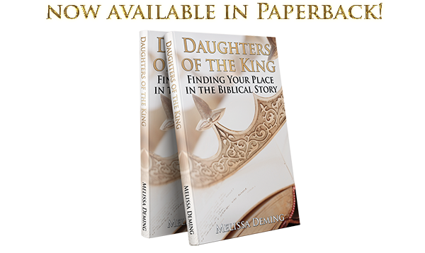 Daughters of the King - A 10-week study now available in paperback {Hive Resources}