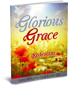 Glorious Grace by Katie Orr & Lara Williams