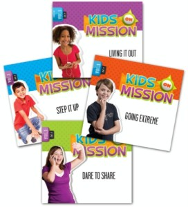 Kids On Mission - how to show kids their role in reaching the nations {Hive Resources}