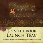Daughters of the King eBook launches Sept. 23