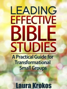 Free ebook over at Missional Women! How to lead effective small group Bible studies!