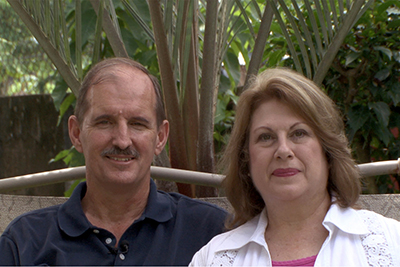 Hear the story of Philippines missionaries Carl and Sue Miller who survived the typhoon and what they are doing to rebuild their community {Hive Resources}