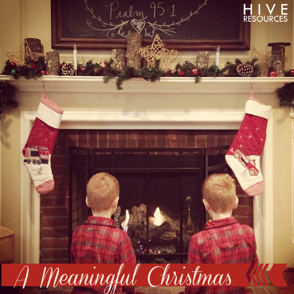 A Meaningful Christmas {Hive Reources}