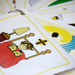 Bind your child's heart to God using an illustrated Bible memory system (giveaway!)