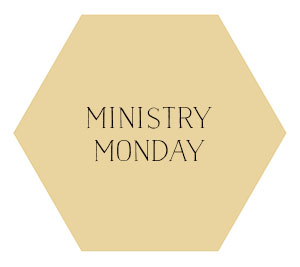 ministry monday