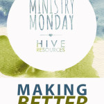 Making better disciples: a new series