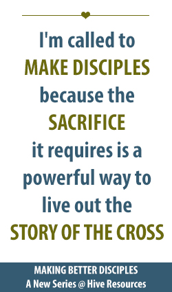 What makes a successful discipleship strategy {Hive Resources series on Making Better Disciples}