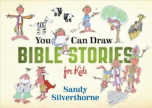You Can Draw Bible Stories for kids {Hive Resources}