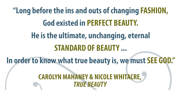 A book to help you see and experience true beauty {Hive Resources}