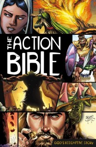 Life Action Bible {Hive Resources}