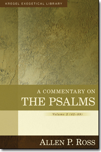 Commentary on the Psalms by Allen Ross {Summer Reading List at Hive Resources}