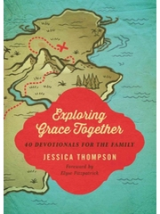 Exploring Grace Together {Summer Reading List at Hive Resources}