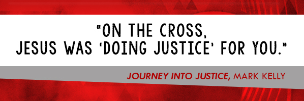 Jesus IS justice - Journey into Justice {Hive Resources}