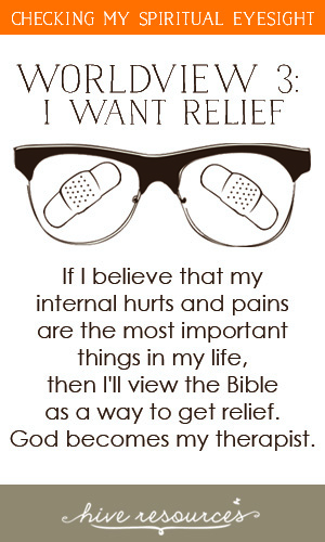 Worldview 3 - I want relief {Hive Resources}