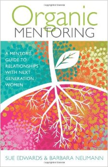 Organic Mentoring {Womens Ministry Resources at Hive Resources}