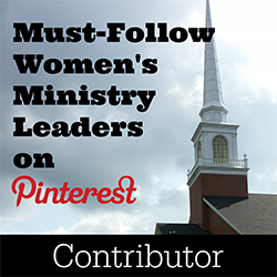 Must Follow Women's Ministry Leaders {Hive Resources}