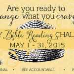 Leading your women's ministry in a Bible reading challenge