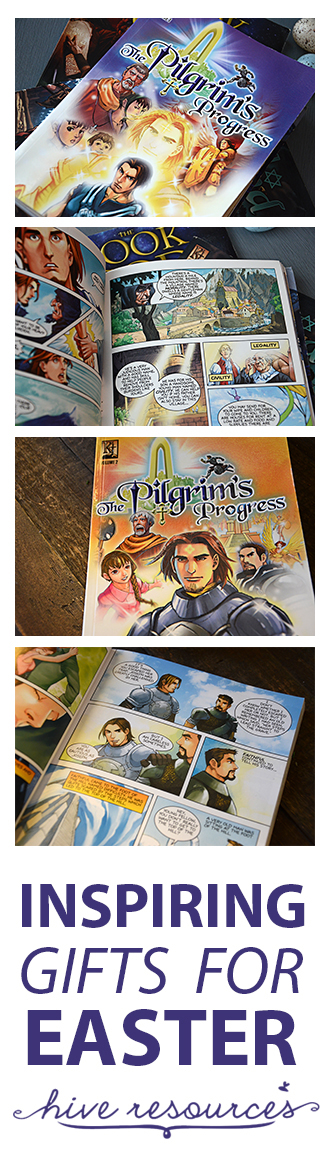 Faith filled books that inspire Easter {Hive Resources}