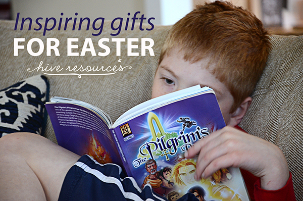 Inspiring gifts for easter {Hive Resources}