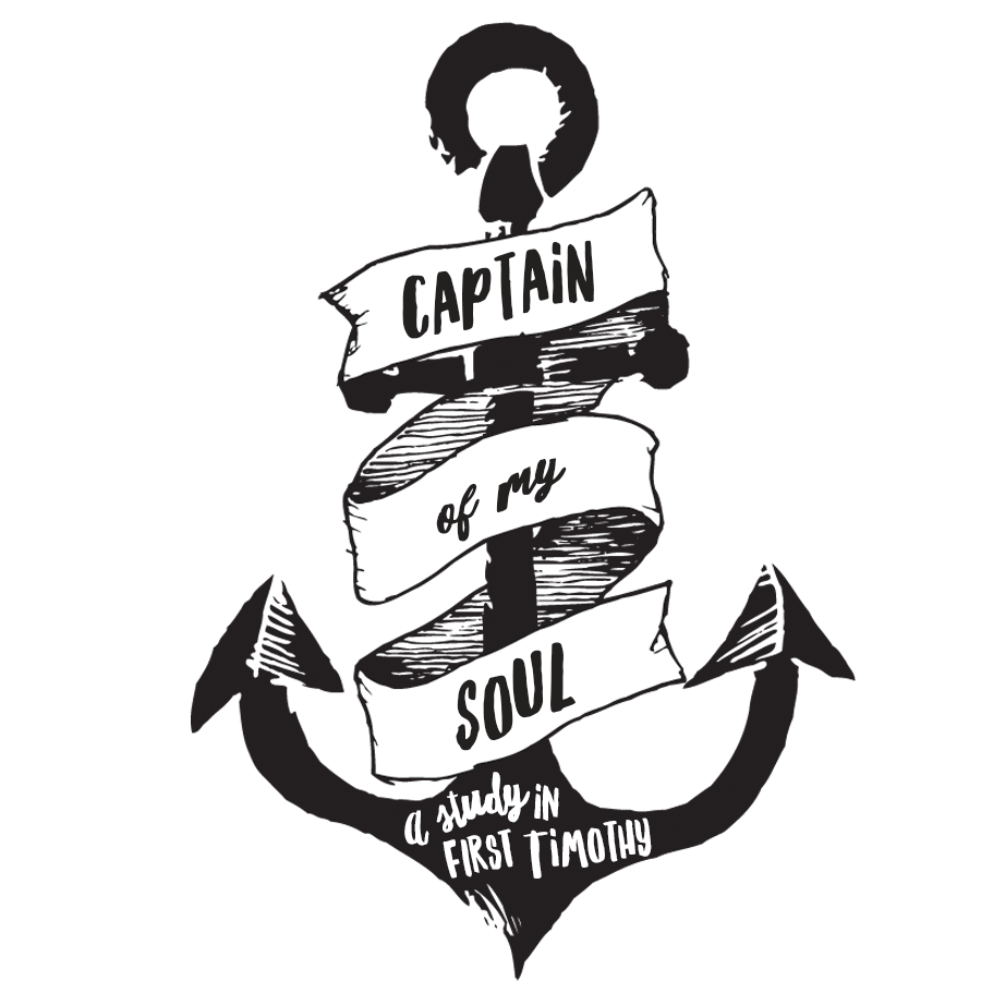 Captain of my Soul - an online Bible study {Hive Resources}